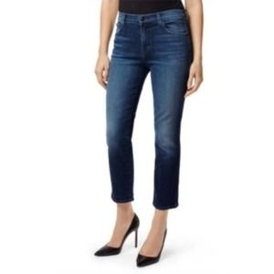 J BRAND Seven-Eighths Cropped Skinny Jeans sz 28